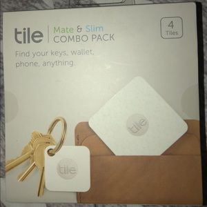Other - Tile Bluetooth Combo Set 2 Slim 2 Key Chain